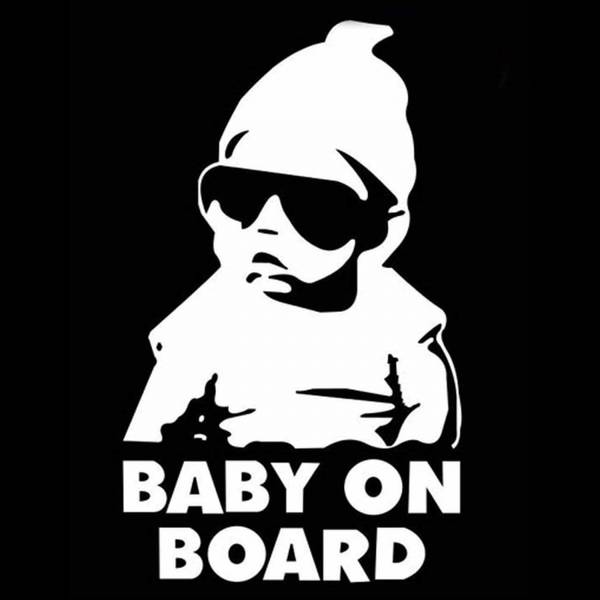 Baby on Board til Bilvinduet