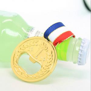 Bilde av Gullmedalje - Flaskeåpner