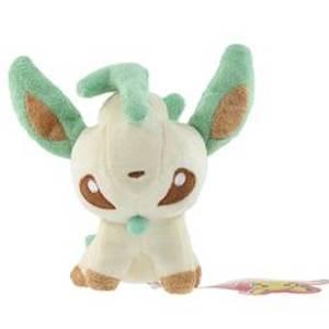 Bilde av Pokémon Leafeon Mini Bamse