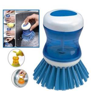 Bilde av Oppvaskbørste med såpeholder