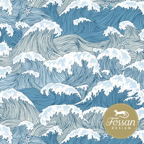 Bilde av Waves Morning Smal Swim/Sport Lycra Fossan Design