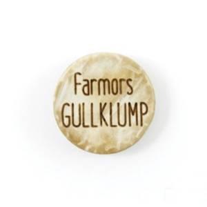 Bilde av Farmors Gullklump knapp
