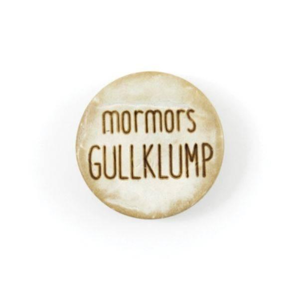 Mormors Gullklump