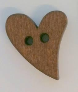 Bilde av hjerteknapp