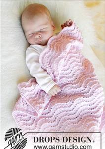 Bilde av Babyteppe garnpakke