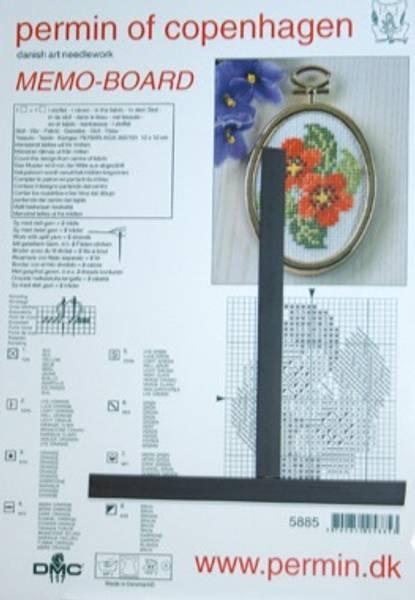 Magnetplate til mønster