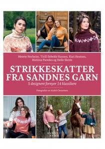 Bilde av STRIKKESKATTER FRA SANDNES