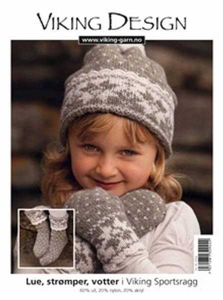 Viking Kits Lue/Strømper/Votter