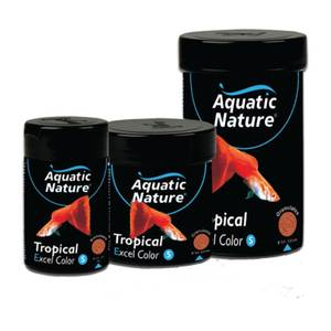 Bilde av  Tropical Excel Color S, Aquatic Nature - Fiskemat Akvariefisk