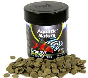 Bilde av Droppsy Bottom Fish, Aquatic Nature - Fiskemat Bunnfisk