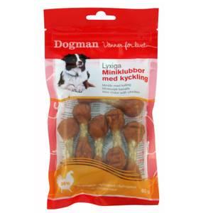 Bilde av Miniklubber Med Kylling - Godbit hund