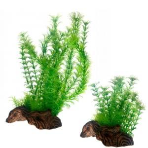 Bilde av Plastplante til Akvarium Hobby Flora Root 3 - Akvariedekor