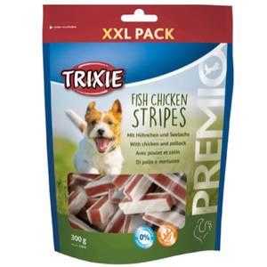 Bilde av Godbiter Trixie PREMIO Fisk & kylling strips, XXL pack