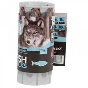 Bilde av AlphaSpirit Fish Sticks, 16 stk - Fisk Sticks til hund