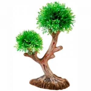 Bilde av Aqua Tree 2. 12 x 6 x 21 cm Kunstig tre. Keramisk akvarium tre