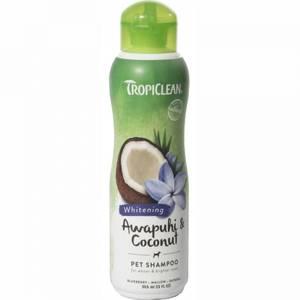 Bilde av Hundeshampo Awapuhi & Coconut Tropiclean - Whitening Shampo