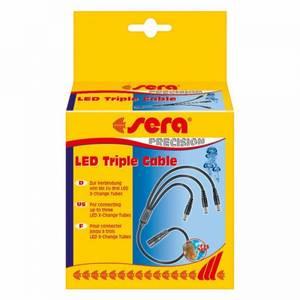 Bilde av LED triple cable - Sera LED kabel forgrening