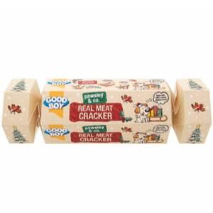 Bilde av Juleboks Real Meat Cracker, Godbit Til Hund - Julegave