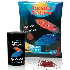 Bilde av Afr. Cichlid Energy Color M, Aquatic Nature - Fiskemat Ciklide