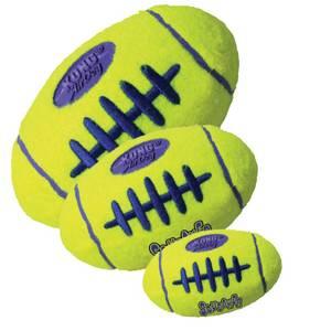 Bilde av Hundeleke Kong AirDog Football Squeaker - Ball Til Hund
