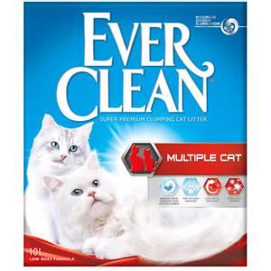 Bilde av Kattesand Ever Clean Multiple Cat 10 L - Klumpesand Til Katt