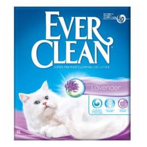 Bilde av Kattesand Ever Clean Lavender 6 L - Lavendel Parfymert Klumpesa