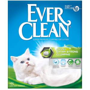 Bilde av Kattesand Ever Clean Extra Strong Clumping Scented 10 L - Klumpe