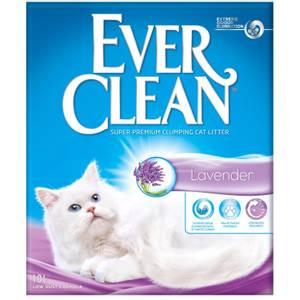 Bilde av Kattesand Ever Clean Lavender 10 L - Lavendel Parfymert Klumpesa