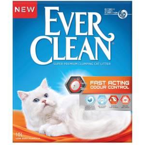 Bilde av Kattesand Ever Clean Fast Acting Odour Control 10 L - Klumpesand