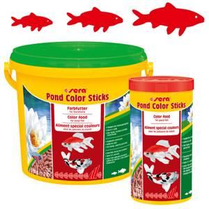 Bilde av Fiskemat Koi Sera Pond Color Sticks