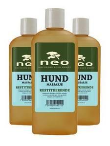 Bilde av Neo Hundemassasje olje, Restituerende 125 ml