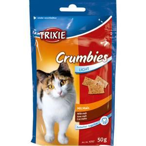 Bilde av Godbit Katt Crumbies Anti-Hairball Trixie  - Malt Kattesnacks