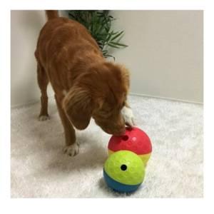 Bilde av Aktivitetsball hund Nina Ottosson Treat Tumble - Hundeleke