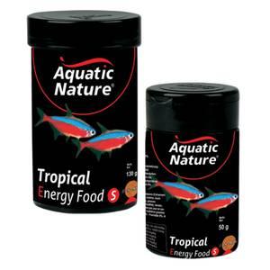 Bilde av Tropical Energy Food S, Aquatic Nature - Fiskemat Akvarie Fisk
