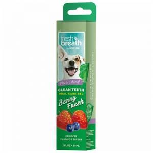 Bilde av Tropiclean Oral Care Gel, Berry - Tannkrem til hund