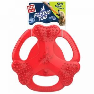 Bilde av Flying Tug GiGwi frisbee - Aktivitetsleke til hund