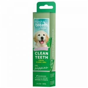 Bilde av Tropiclean Oral Care Gel, Puppies - Tannkrem til valp
