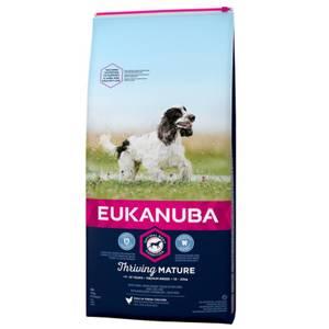 Bilde av 15 kg Hundemat Eukanuba Thriving Mature & Senior Medium