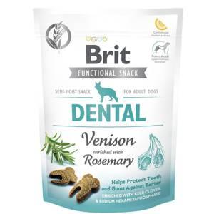 Bilde av Dental Venison, Brit Care Dog Functional Snack - Godbit Hund