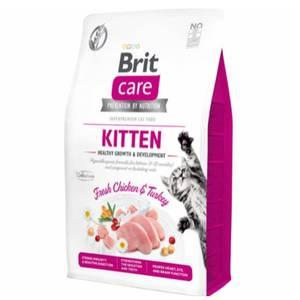 Bilde av 2 kg Brit Care Kitten Healthy Growth & Development