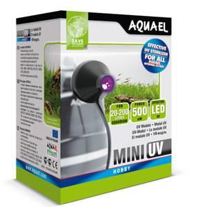 Bilde av Mini UV LED Lys Akvarium