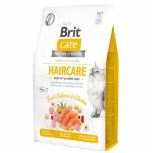 Bilde av 2 kg Brit Care Haircare Healthy & Shiny Coat - Kattemat