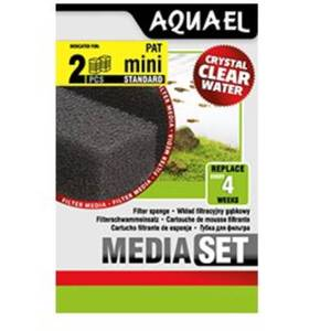 Bilde av Filter Patron Pat Mini 2-pack - Aquael Filter