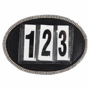 Bilde av Stevnenummer M/ Bling - Horse Guard Startnummer Til Hest
