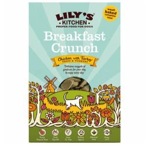 Bilde av Hundekjeks Breakfast Crunch Lily's Kitchen - Godbit Til Hund