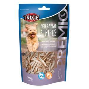 Bilde av Godbit Hund Trixie PREMIO Fish Rabbit Stripes