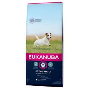 Bilde av 15 kg Hundemat Eukanuba Active Adult Small Breed