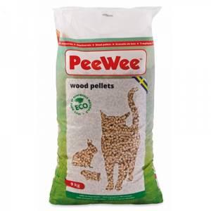 Bilde av PeeWee tre pellets, 14 liter / 9 kg - Kattegrus