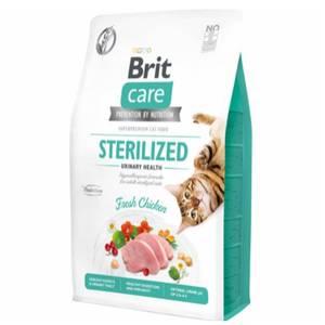 Bilde av 2 kg Brit Care Sterilized Urinary Health - Kattemat Sterilisert