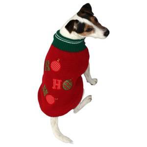 Bilde av Julegenser Hund GoodBoy HOHOHO Genser